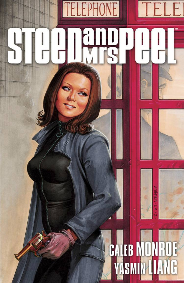 Steed and Mrs. Peel Vol. 3