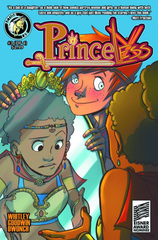 Princeless #3 (Encore Edition)