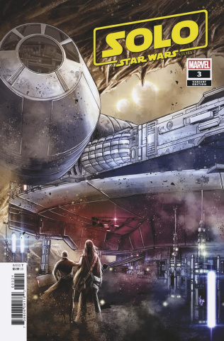 Star Wars: Solo #3 (Checchetto Cover)