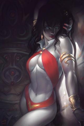 Vampirella #5 (11 Copy Hetrick Virgin Cover)