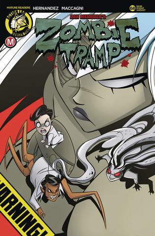 Zombie Tramp #68 (Maccagni Risque Cover)