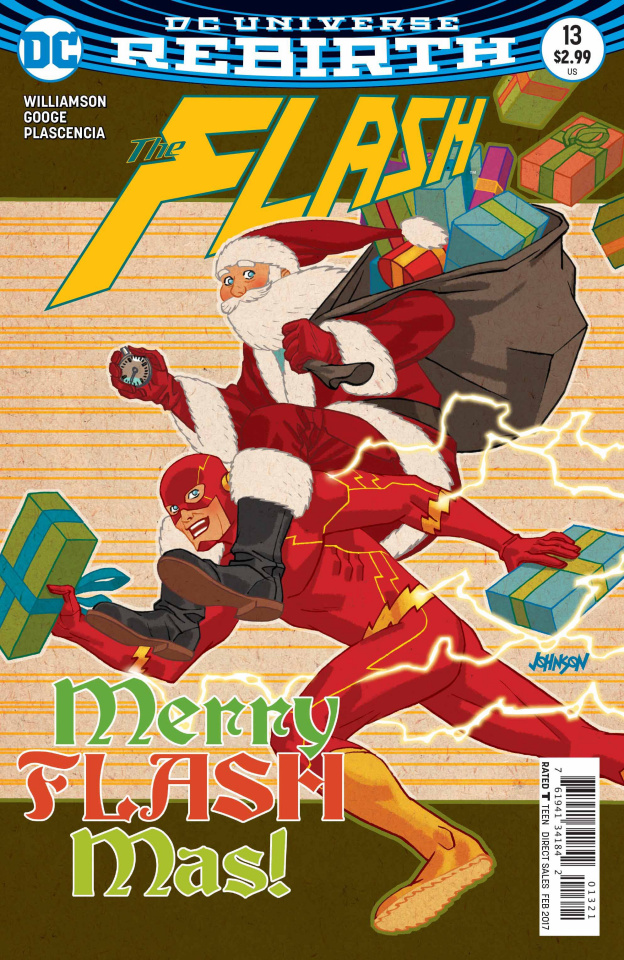 The Flash #13 (Variant Cover)