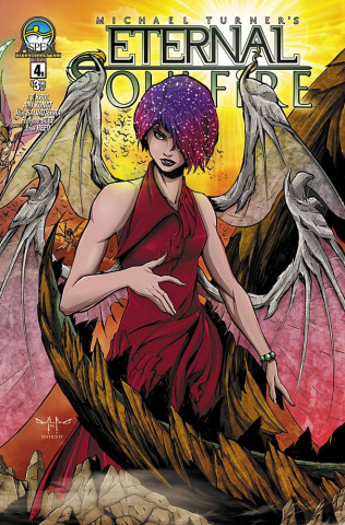 Eternal: Soulfire #4 (Direct Market Cover B)