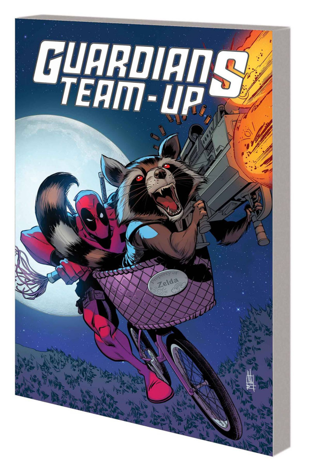 Guardians Team-Up Vol. 2: An Unlikely Story
