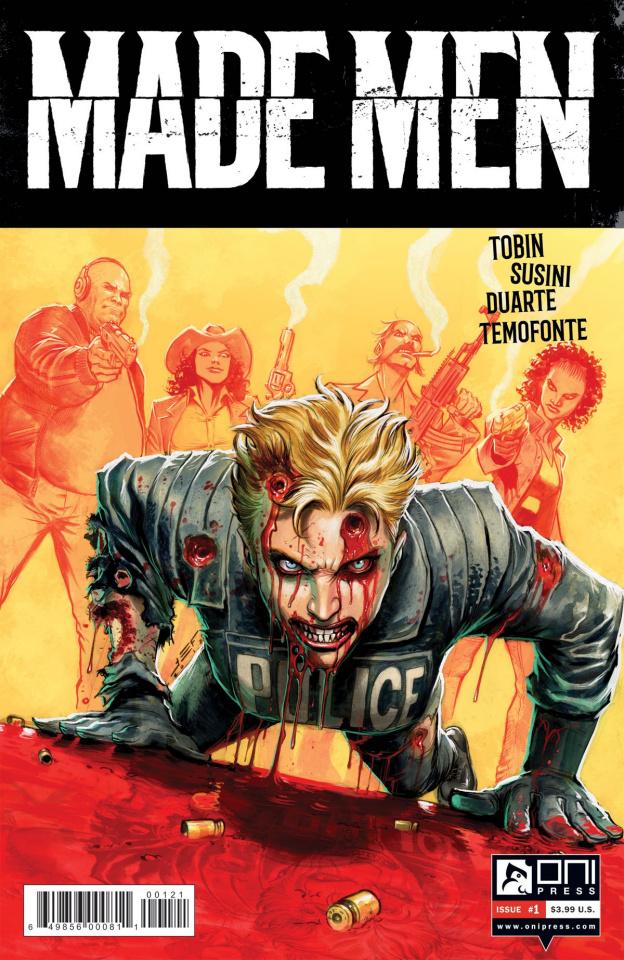 Made Men #1 (Ferreyra Cover)