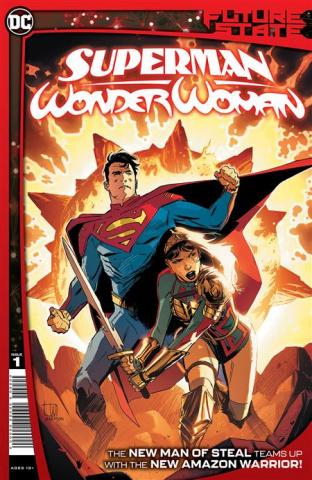 Future State: Superman / Wonder Woman #1 (Lee Weeks Cover)