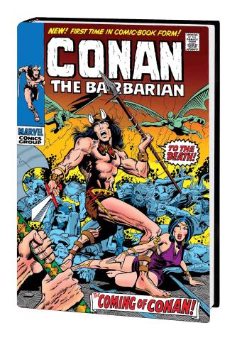 Conan the Barbarian Vol. 1 (Omnibus)