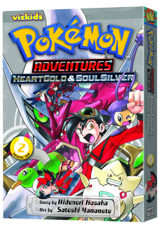Pokémon Adventures: HeartGold & SoulSilver Vol. 2