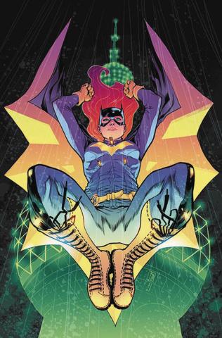 Batgirl #4 (Variant Cover)
