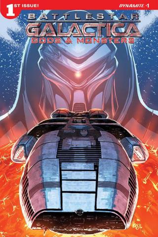 Battlestar Galactica: Gods & Monsters #1 (Woods Cover)