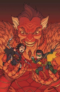Teen Titans #4 (Variant Cover)
