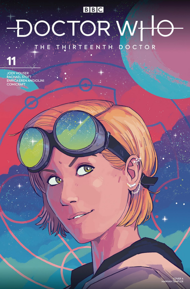 Doctor Who: The Thirteenth Doctor #11 (Templer Cover)