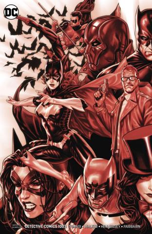 Detective Comics #1003 (Variant Cover)