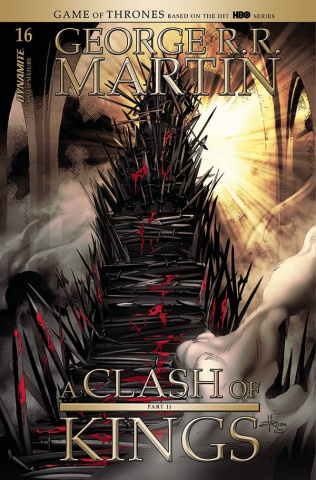 A Clash of Kings #16 (Rubi Cover)