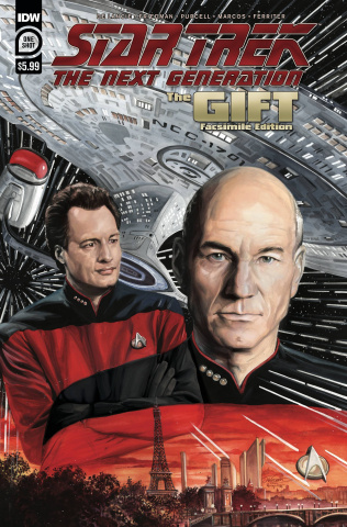 Star Trek: The Next Generation - The Gift