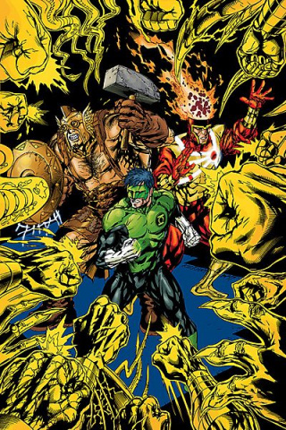 Green Lantern Corps #57