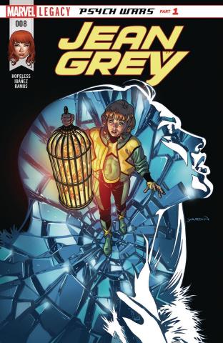 Jean Grey #8: Legacy