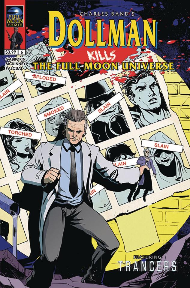 Dollman Kills the Full Moon Universe #6 (Pascual Cover)