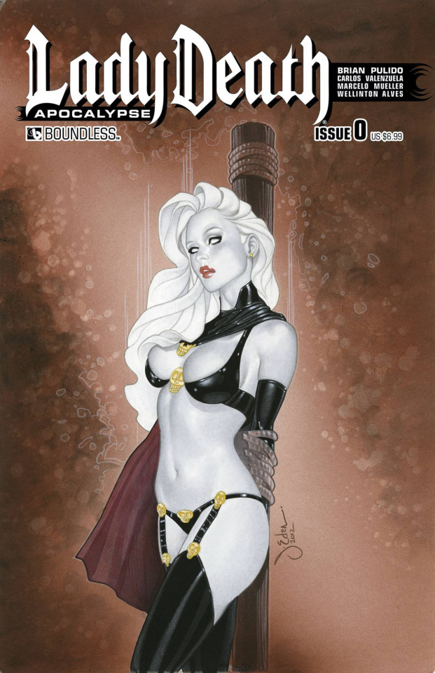 Lady Death: Apocalypse #0