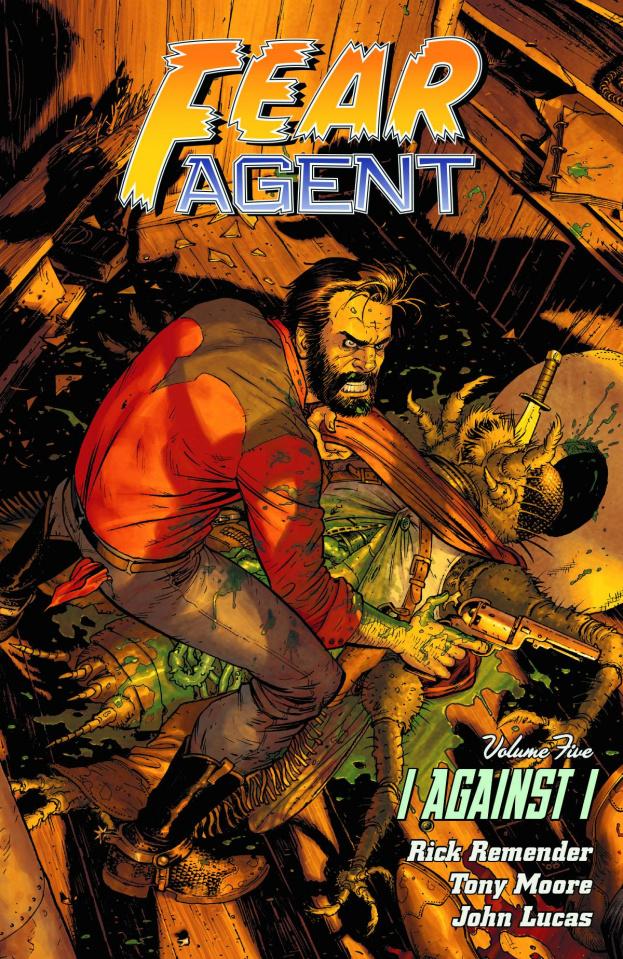 F.E.A.R. Agent Vol. 5: I Against I