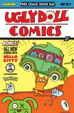 It's an Ugly Doll Comic & Other Stuff
