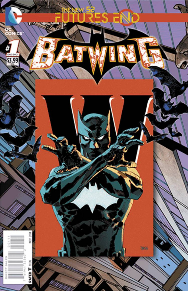 Batwing: Future's End #1