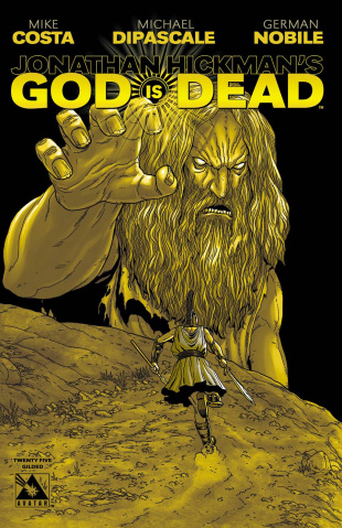 God Is Dead #25 (Gilded Cover)