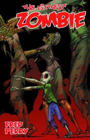 The Littlest Zombie Mini Comic Bundle 2012