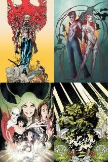 DC Comics Presents: The New 52, The Dark #1