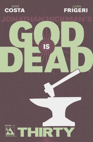 God Is Dead #30