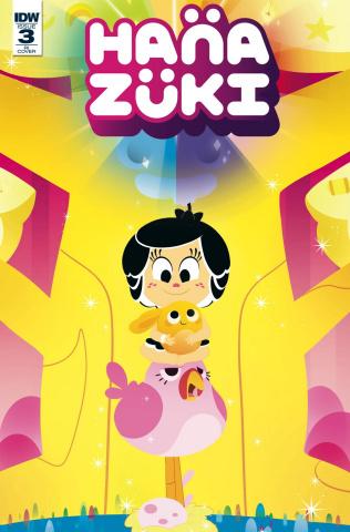 Hanazuki: Full of Treasures #3 (10 Copy Cover)