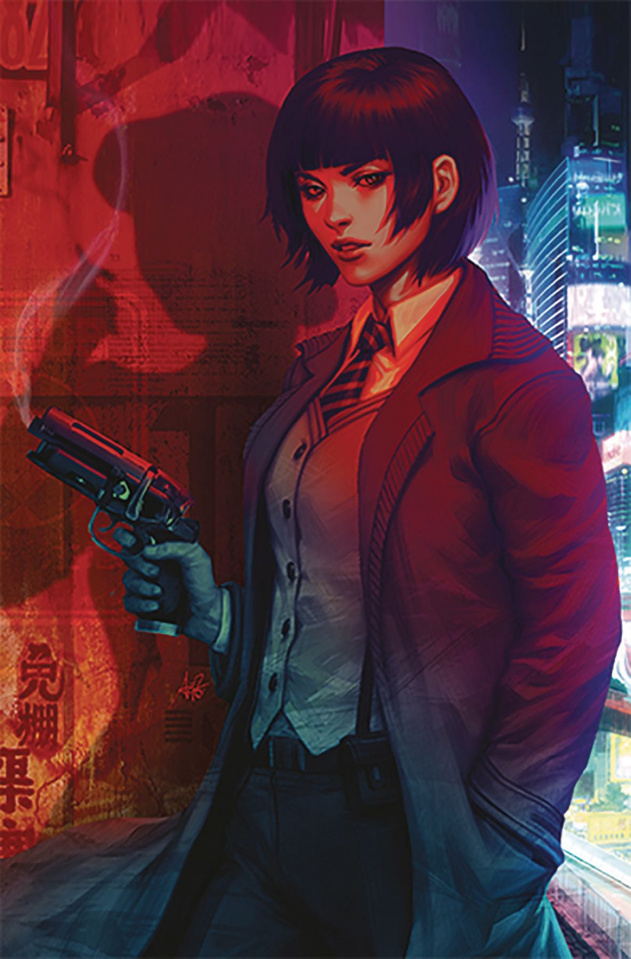 Blade Runner 2019 #1 (SDCC 2019 Cover)