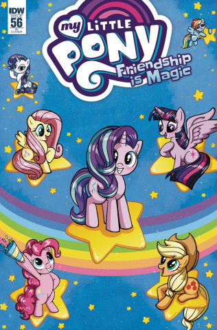 My Little Pony: Friendship Is Magic #56 (10 Copy Cover)