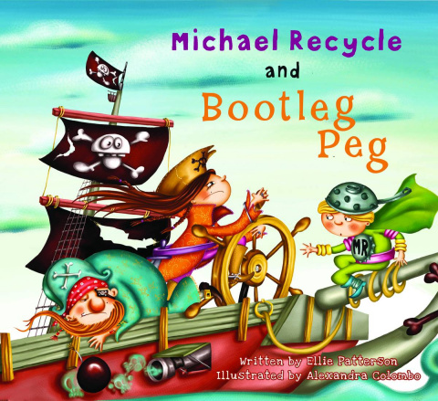 Michael Recycle and Bootleg Peg