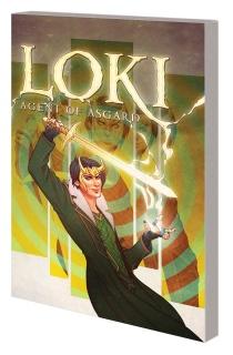 Loki: Agent of Asgard Vol. 1: Trust Me