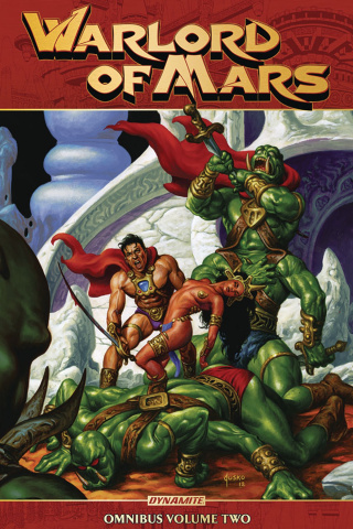 Warlord of Mars Vol. 2 (Omnibus)