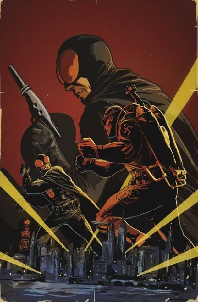 Dark Horse Presents #11 (Francavilla Cover)