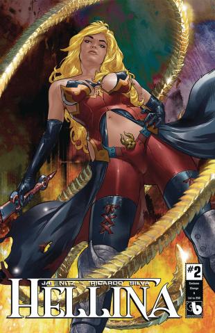 Hellina #2 (Costume Change Cover)