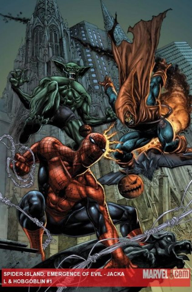 Spider-Man: Emergence of Evil - Jackal And Hobgoblin #1