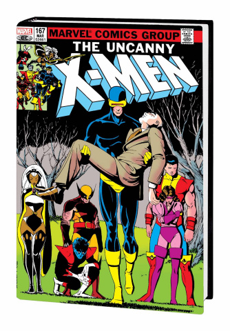 Uncanny X-Men Vol. 3 (Omnibus)