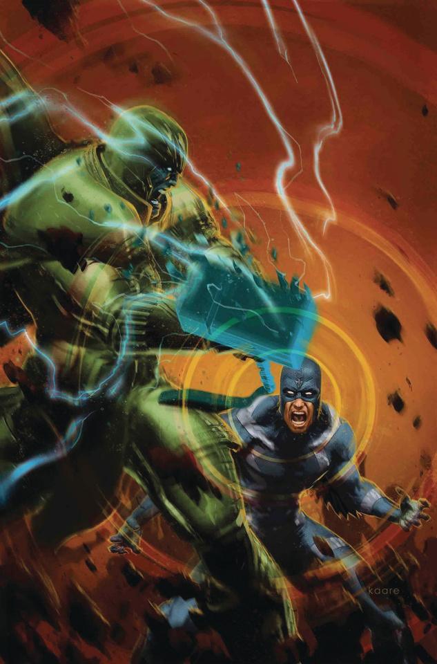 Death of the Inhumans #3