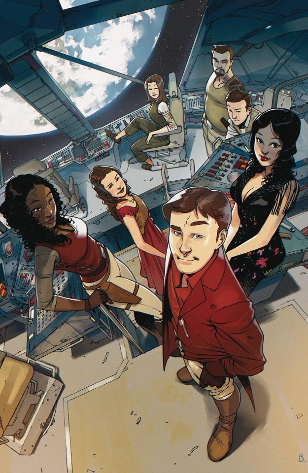 Firefly #25 (Big Heroes Pack Set)