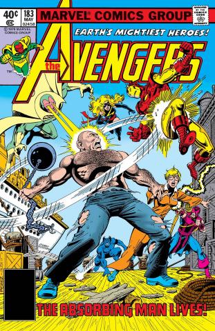 Captain Marvel: Avenger #1 (True Believers)