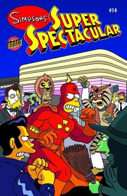 Simpsons Super Spectacular #14