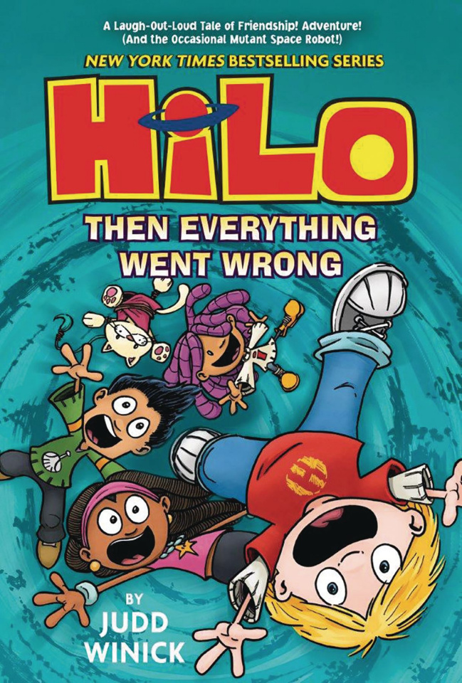 HiLo Vol. 5: Then Everything Went Wrong