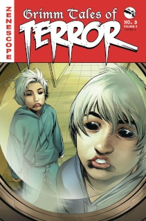 Grimm Fairy Tales: Grimm Tales of Terror #3 (Bifulco Cover)