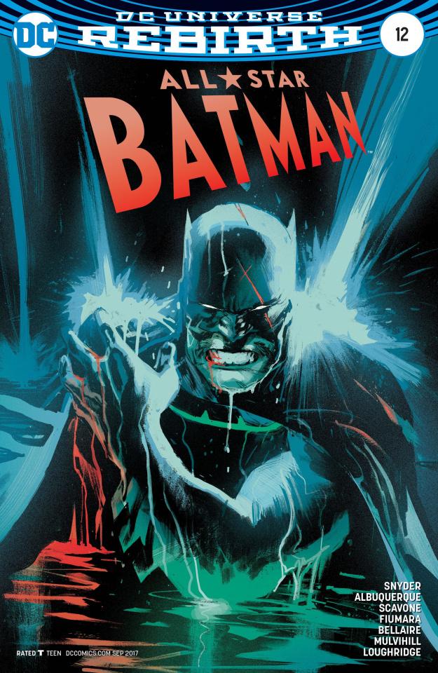 All-Star Batman #12 (Albuquerque Cover)