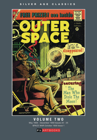 Outer Space Vol. 2
