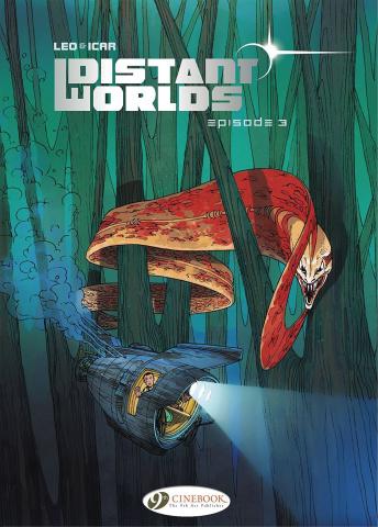 Distant Worlds Vol. 3: Episode 3