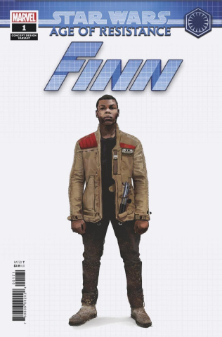 Star Wars: Age of Resistance - Finn #1 (Concept Cover)